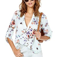 Spring Ahead Blouse