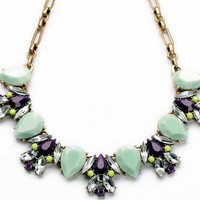 New 2015 Hot Pendant Necklace Women Jewelry Trends Link Chain Statement Necklaces Colar Water Drop Pendants For Gift Party