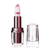 1 PC New Long Lasting Crystal Jelly Flower Magic Color Changing Lip Gloss Moisturizing Clear Lipstick Makeup Beauty