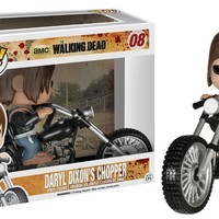 Funko Pop Walking Dead Daryl's bike 08 4713
