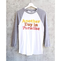 Sub_Urban Riot - Another Day in Paradise Baseball Tee