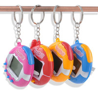 Assorted Electronic Game Virtual Cyber Pet Toy Retro Game Keychain
