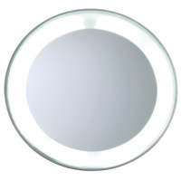 LED Lighted 15x Mirror