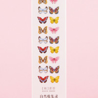 30-Pack of Butterfly Bookmarks