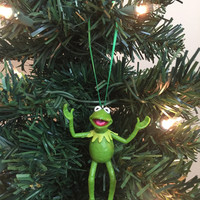 Muppets Christmas Tree Ornament - Kermit the Frog