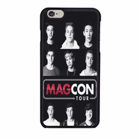 magcon boys tour poster iphone 6 6s 4 4s 5 5s 6 plus cases