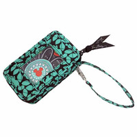 Disney Vera Bradley Perfect Petals Smartphone Wristlet New with Tags
