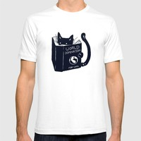 World Domination For Cats T-shirt by Tobe Fonseca