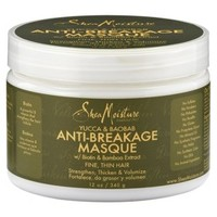 SheaMoisture Yucca & Baobab Anti-Breakage Masque - 12 oz