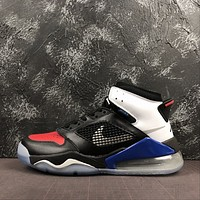 Jordan Mars 270 Top 3 Black Varsity Red-Varsity Royal Men Sneaker - Danny Online