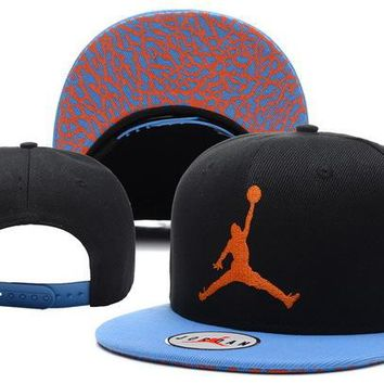 Perfect Jordan Snapbacks hats Women Men Embroidery Sports Sun Hat Baseball Cap Hat