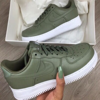 NIKE LAB Air Force One Low to Help Board Shoe