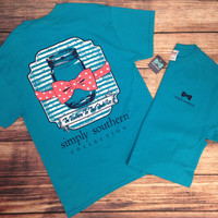 SIMPLY SOUTHERN -THE SOUTHERN TIE THAT BINDS US