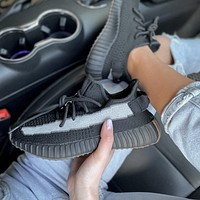 adidas Yeezy Boost 350 V2 black white stripe