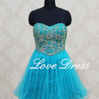 Charming Sweetheart Short Prom Dress/Party Dress/Homecoming Dress