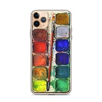 Watercolor iPhone 11 Case