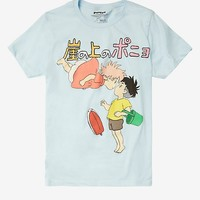 Studio Ghibli Ponyo Flying T-Shirt Hot Topic Exclusive