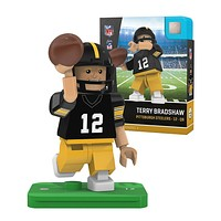 Terry Bradshaw : Pittsburgh Steelers Legend | OYO Sports | Minifigures & Buildables