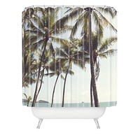 Catherine McDonald South Pacific Islands Shower Curtain