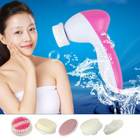 5-1 Multifunction Electric Face Facial brush Cleansing Skin Care