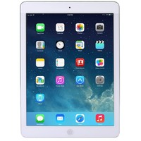 Apple iPad Air with Wi-Fi 16GB - White & Silver