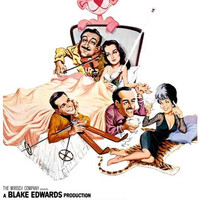 Pink Panther Movie Poster 11x17