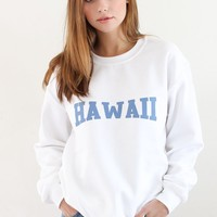Hawaii Oversized Sweatshirt