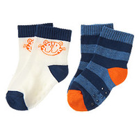 Tiger Socks Two-Pack