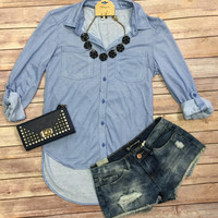 What I like about you Top: Blue
