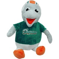 NFL Miami Dolphins Reverse-A-Pal Toy