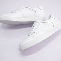 Common Projects Bball Leather Low Sneakers
