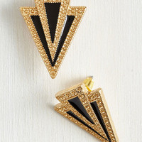 20s Jazz It Up Earrings by ModCloth