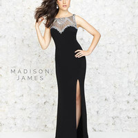 Madison James Prom 15-165 Madison James Lillian's Prom Boutique