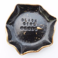 Black Girl Magic Jewelry Dish Copper and Black Collection