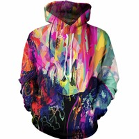 Lady Of The Arts Hoodie