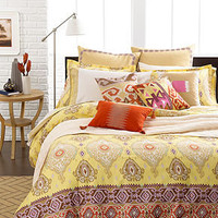 CLOSEOUT! Echo Bedding, Colorful Kilim Comforter and Duvet Cover Sets - Bedding Collections - Bed & Bath - Macy's
