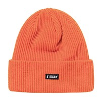 FA20 Small Patch Watchcap Beanie Orange
