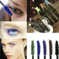 Waterproof Mascara Charm Curling Eyelash Extension Makeup Cosmetic Charming Mascara