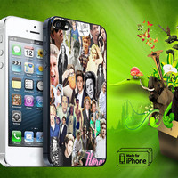 One Direction Niall Horan Collage Samsung Galaxy S3/ S4 case, iPhone 4/4S / 5/ 5s/ 5c case, iPod Touch 4 / 5 case