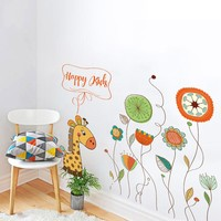 Wall Sticker Wall Stickers for Kids Rooms Home Decor Mural Decal pegatinas de pared