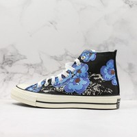 Converse Chuck Taylor 70s Hi-Top Parkway Floral Canvas Sneakers - Best Deal Online