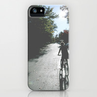sunny ride iPhone & iPod Case by brittcorry
