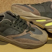 Adidas Originals Yeezy 700 Boost MUAVE size 5 - turtle off pirate moon 350