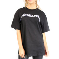 Metallica Fade To Black Band Tee
