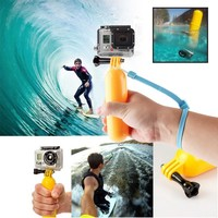 New Go pro  Floaty Floating Hand Grip Handle Mount Accessory