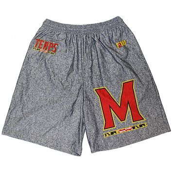 UMD Terrapins Grey / Shorts