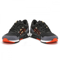 ASICS Mens Black Gel-Lyte III Trainers