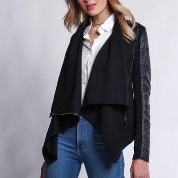 Blank NYC Private Practice Jacket
