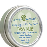 Paw Rub With Shea Butter