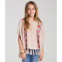BEACH WANDERER GIRLS SWEATER